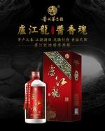 盧江龍酒醬香典范-500mL